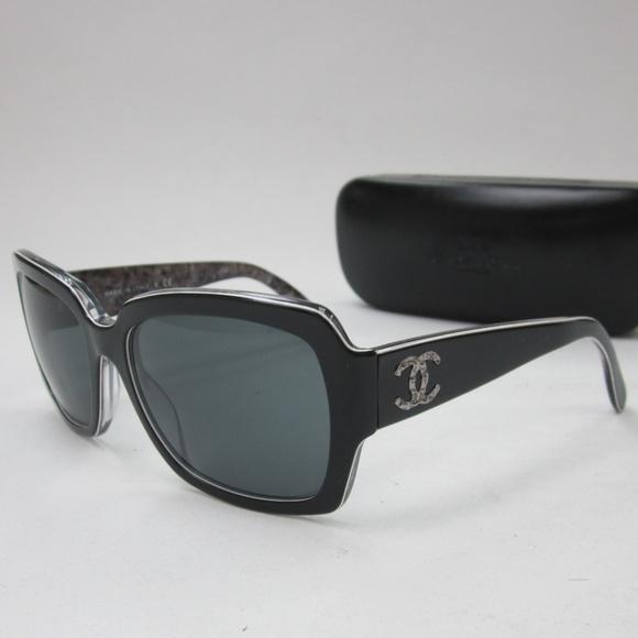 9980d1e797d7 CHANEL Accessories - Chanel 5221 1212 3F Womens Sunglasses Italy OLN124